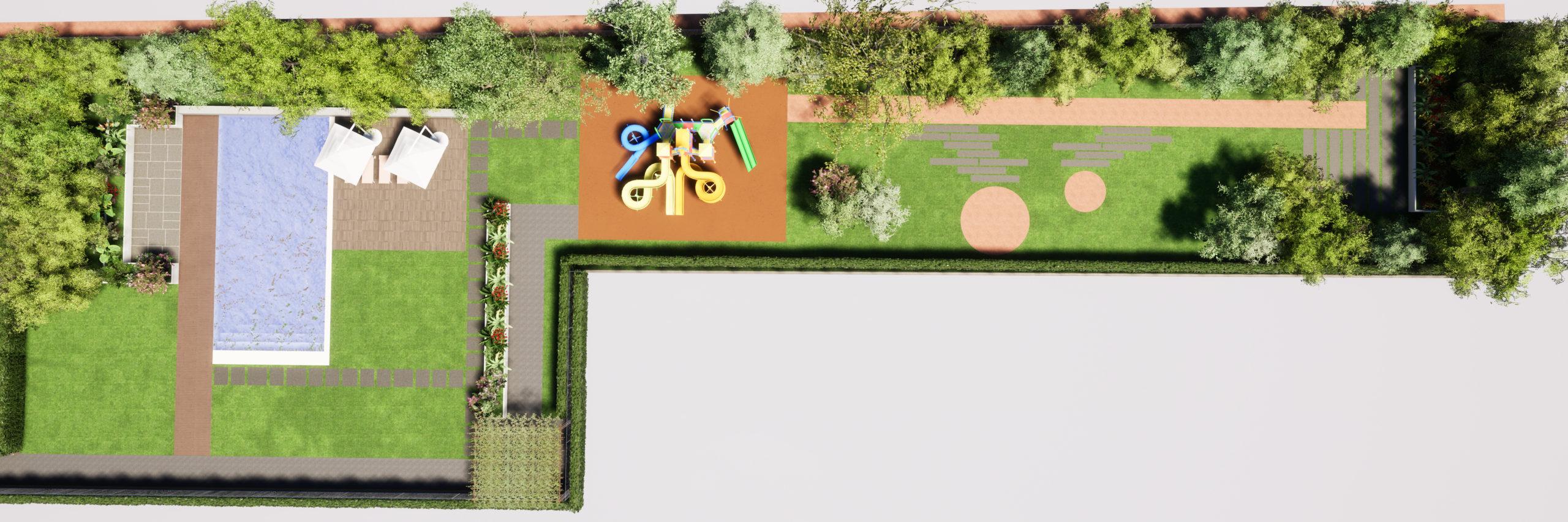 Area Verde - Vista Alto